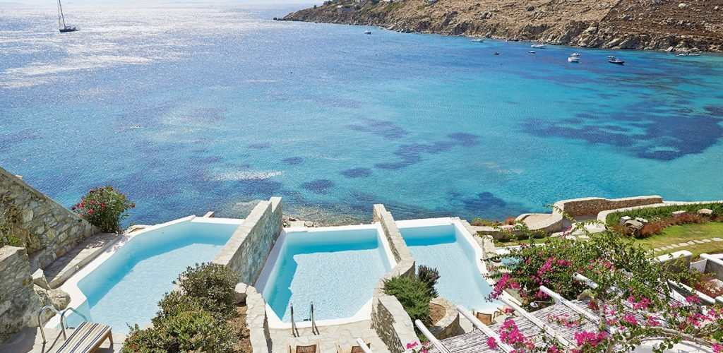 wedding venues, mykonos blu grecotel exclusive, resort mykonos griechenland