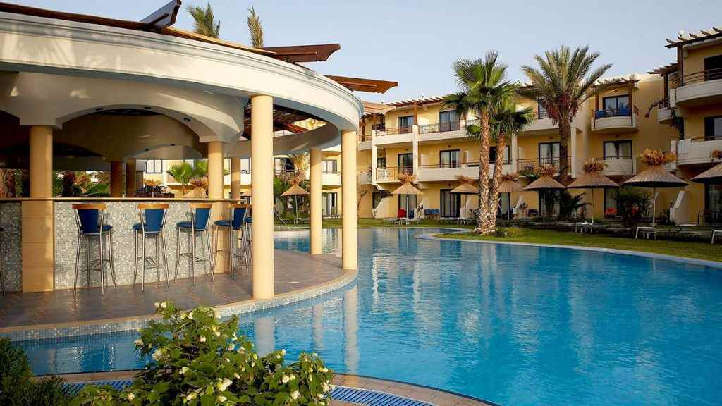 Atrium Palace Thalasso Spa Resort & Villas, Lindos Rhodes hotels