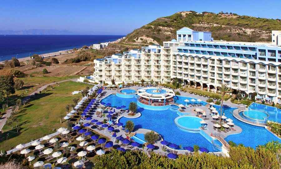 Atrium Platinum Resort & Spa Rhodes, resorts in Rhodes Greece