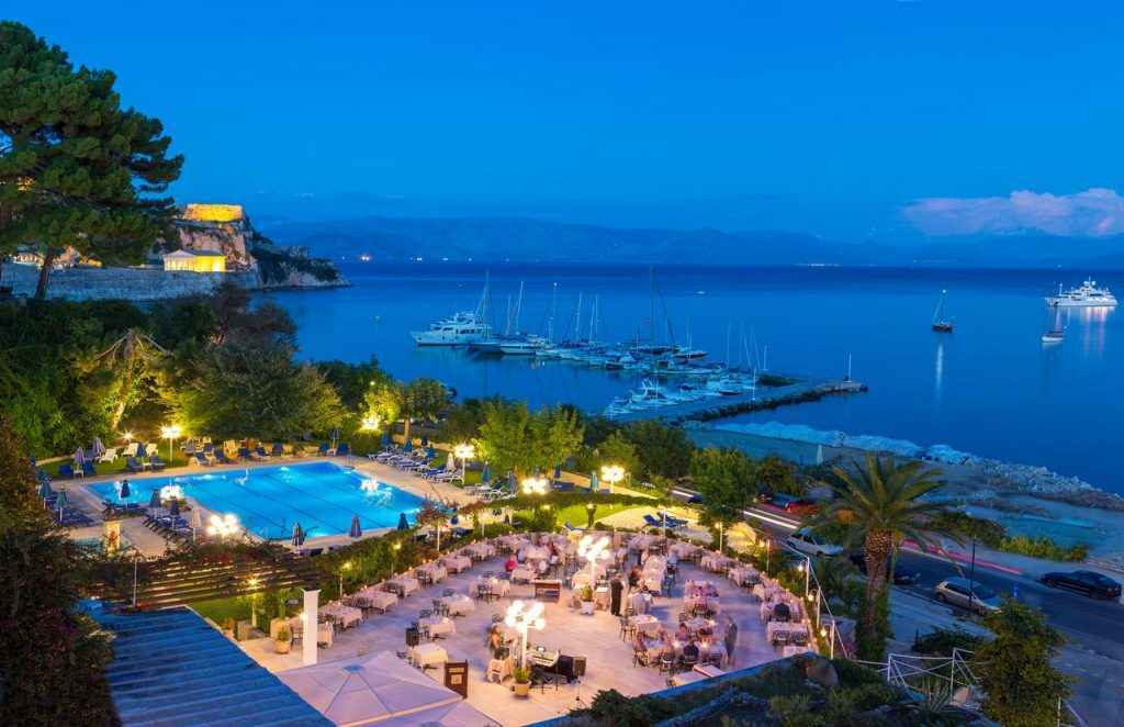 Hotel Corfu Palace Greece, Corfu Palace hotel booking