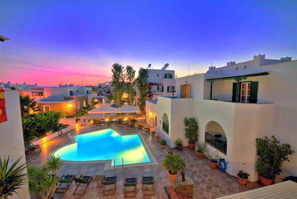 Spiros hotel Naxos, Spiros hotel booking, affordable hotels in Naxos Greece
