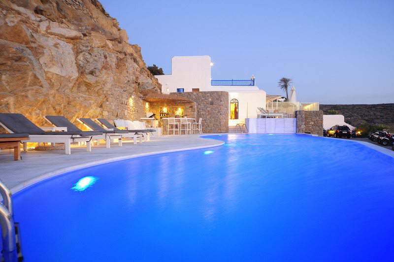 Hotel Mykonos Beach swimming pool, Hotel Mykonos Beach amenities