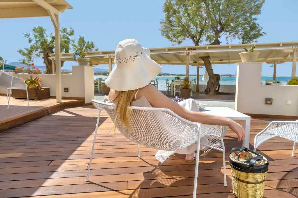 Nissaki Beach Hotel Naxos reviews, St. George's beach hotels