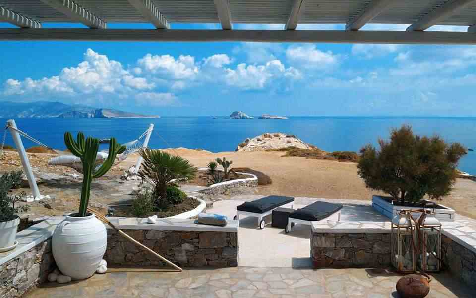 Onar Suites Folegandros location, Onar Suites hotel booking