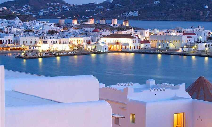 Porto Mykonos Hotel Windmill suite, Porto Mykonos Hotel reviews