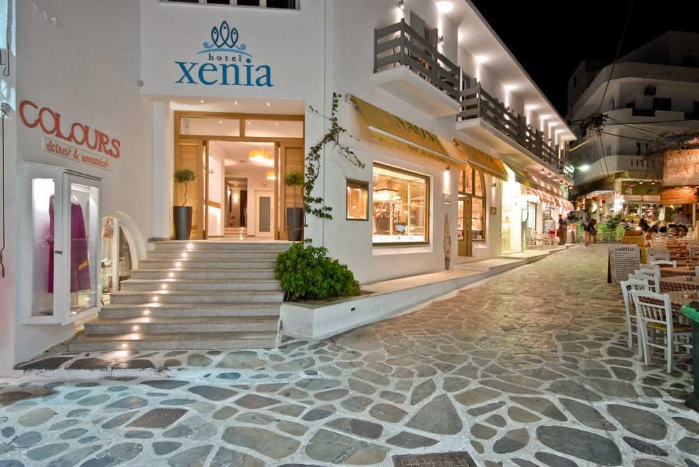 Xenia Hotel amenities, Xenia Hotel Naxos booking