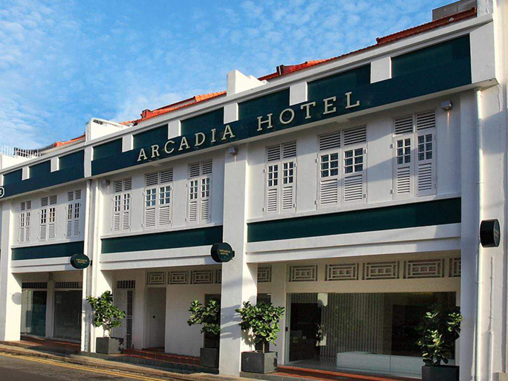 arcadia hotel singapore address,arcadia hotel email address,arcadia hotel accommodation