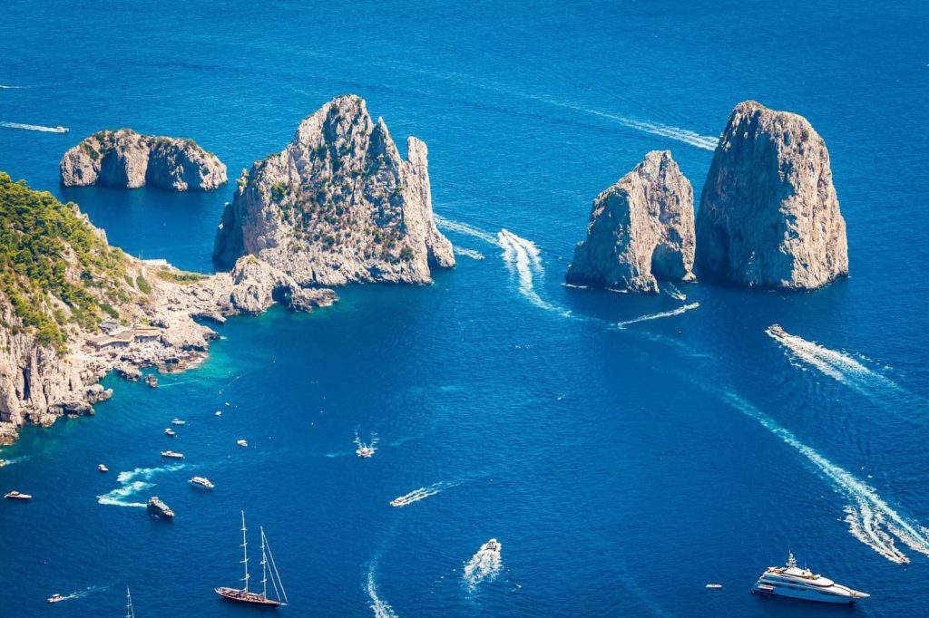 capri day tour from naples, capri day tour reviews
