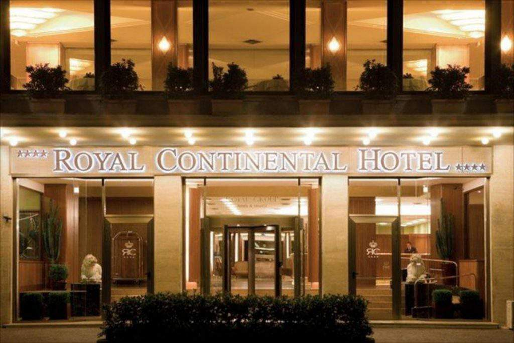 """royal continental hotel naples, royal continental hotel naples booking, royal continental hotel naples reviews"""