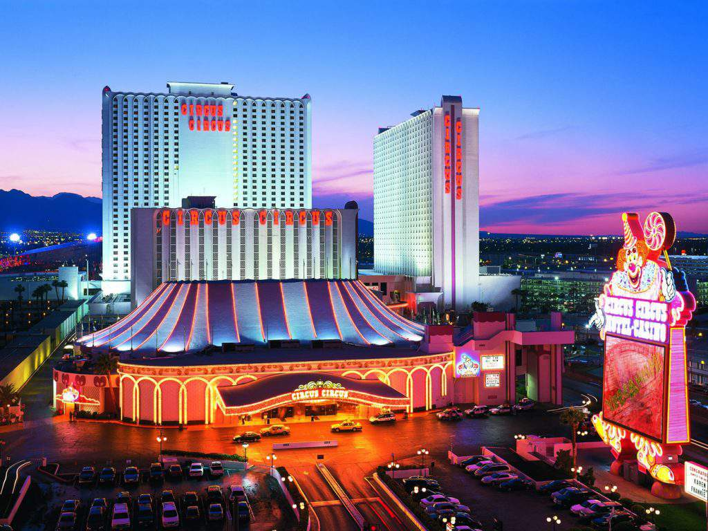 Las Vegas Family Hotels