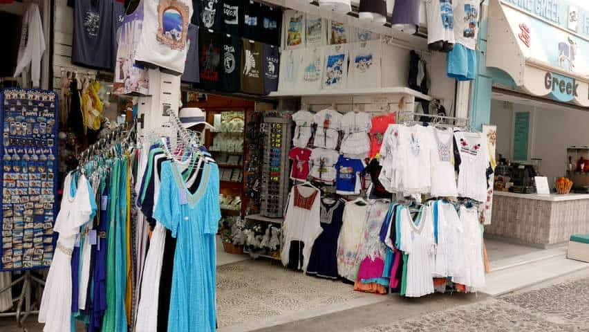 jewellery shops in fira santorini,clothes shops in fira santorini,tattoo shops in fira santorini