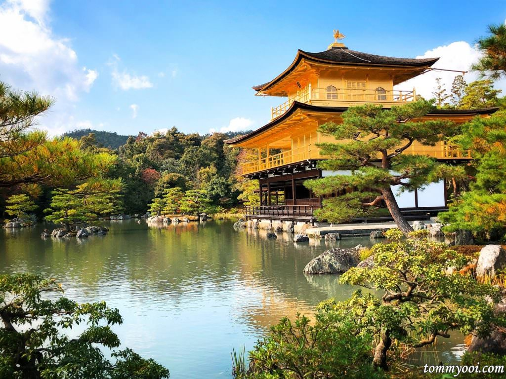 best places in kyoto japan
