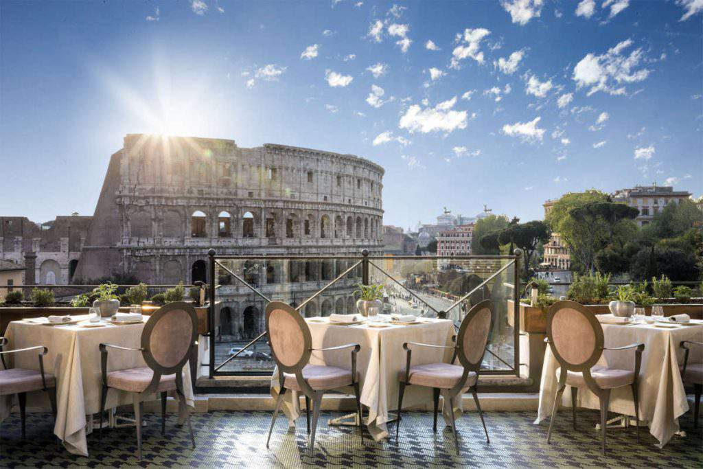 best restaurants in rome for families, best restaurants in rome with a view