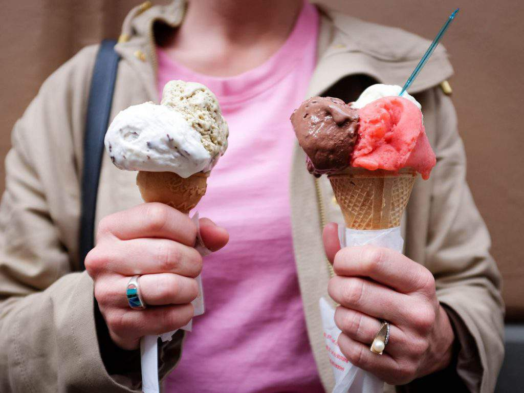best street food tour rome, best gelato in rome 2019
