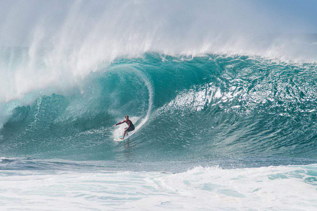 best time of day to surf in hawaii, best summer surf in hawaii