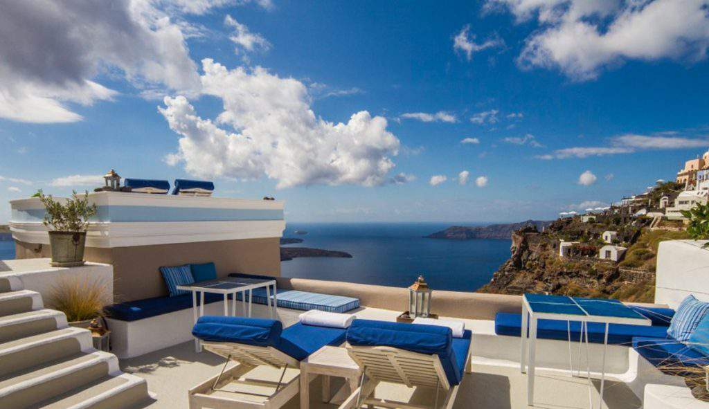 iconic hotel santorini booking,iconic santorini price,iconic santorini deluxe room