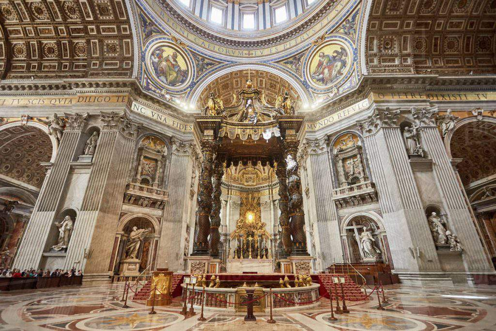 st peter's basilica official website,st peter's basilica entrance tickets,st peter's basilica free admission