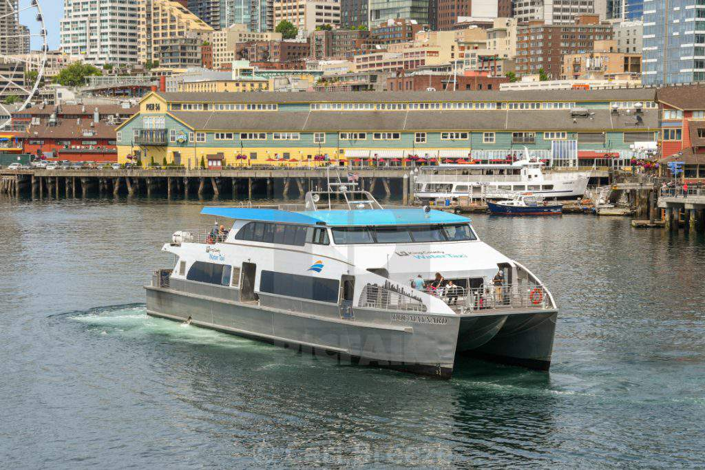 Seattle Water Taxi, seattle water taxi tour