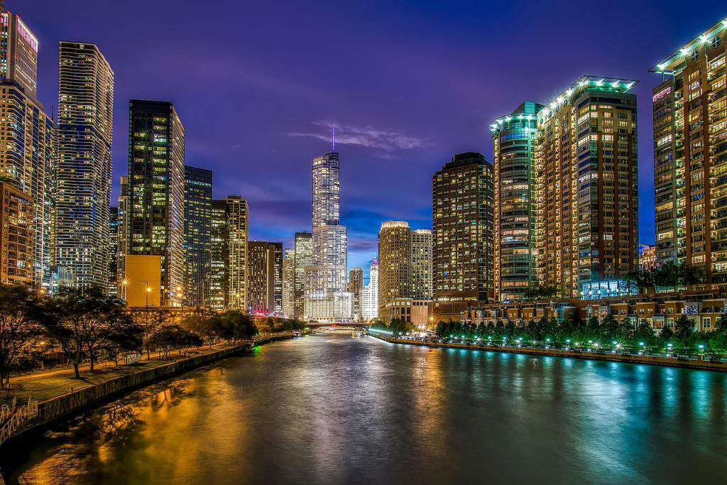 when to visit Chicago