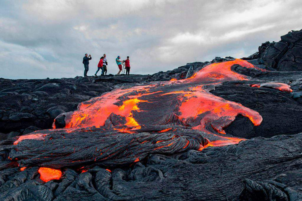 guided lava tours big island, helicopter lava tours big island