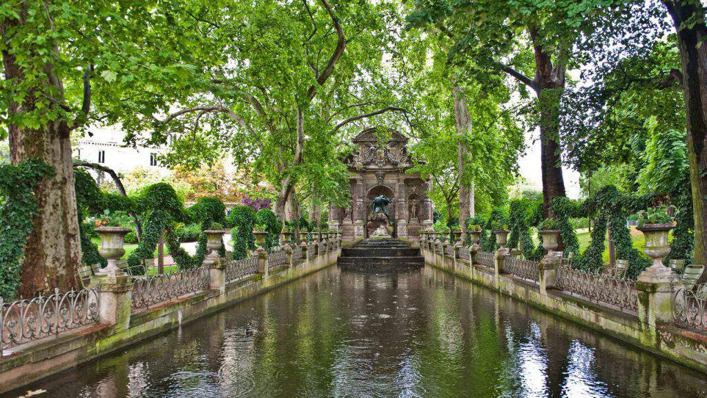 luxembourg gardens paris, luxembourg gardens facts