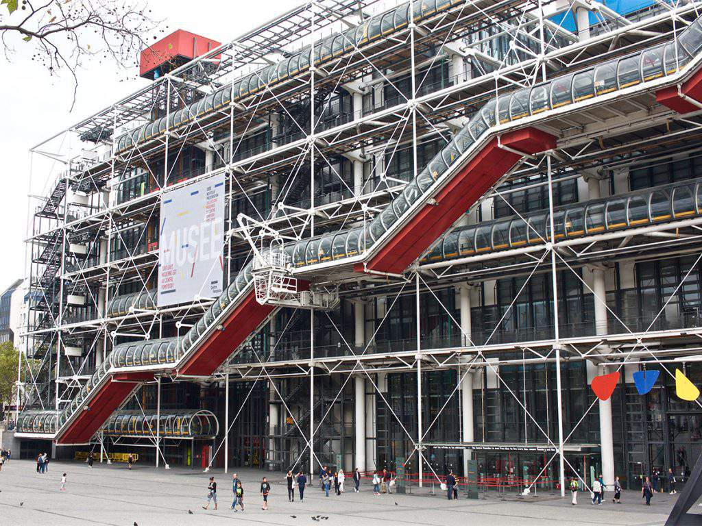 pompidou centre paris, pompidou centre architecture