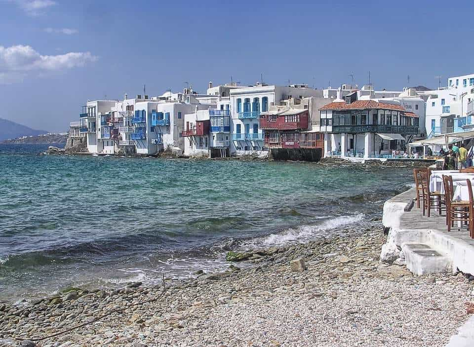 best beach hotels in mykonos
