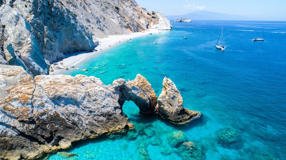 Top Beach Destinations in Greece