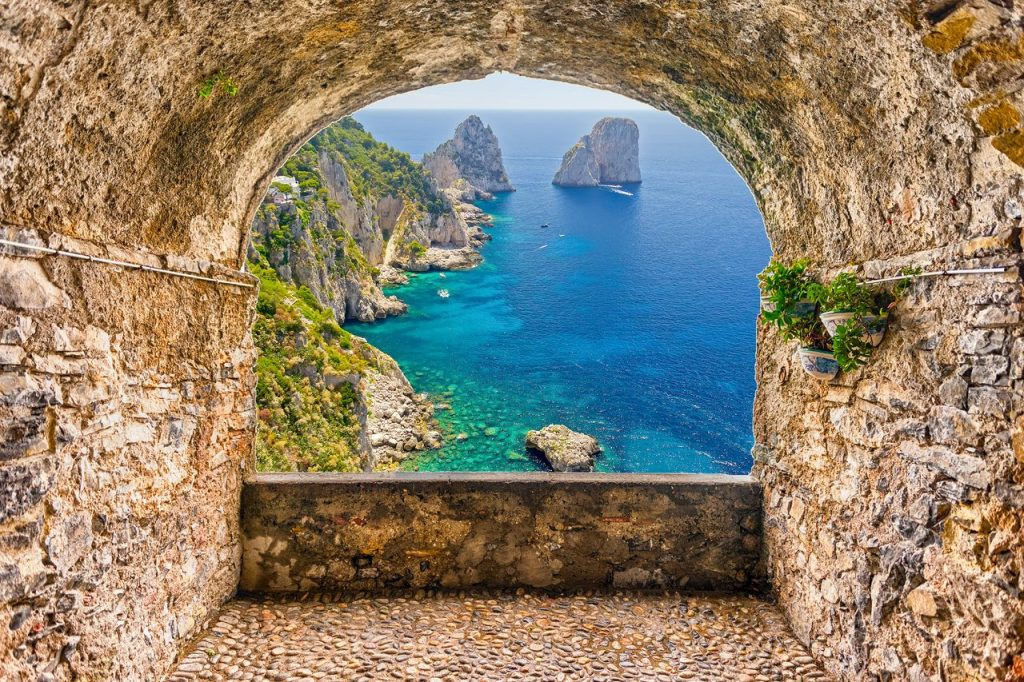 Where To Stay in Capri