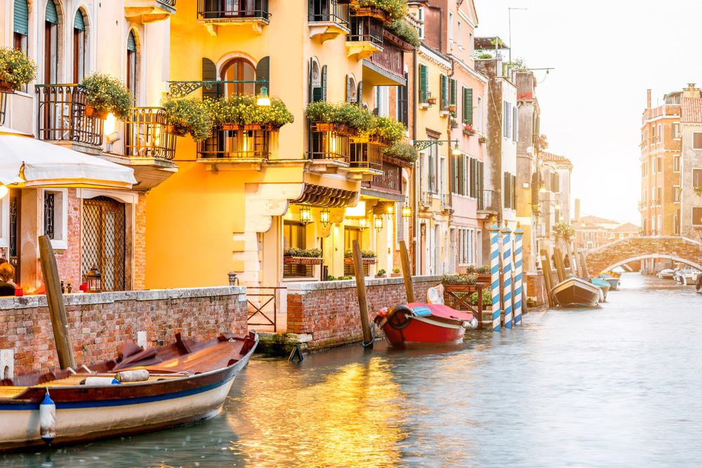 Venice's Top 8 Family-friendly Hotels