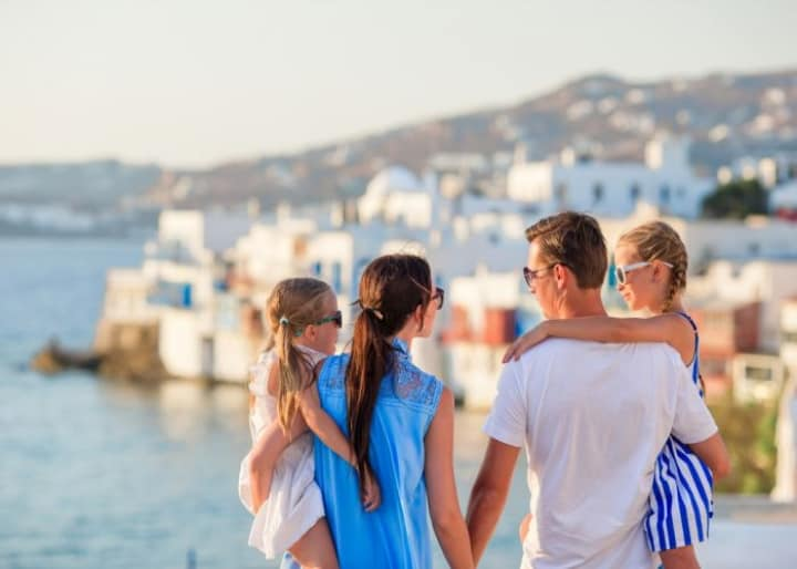 The Most Family and Kid-Friendly Hotels in Naxos