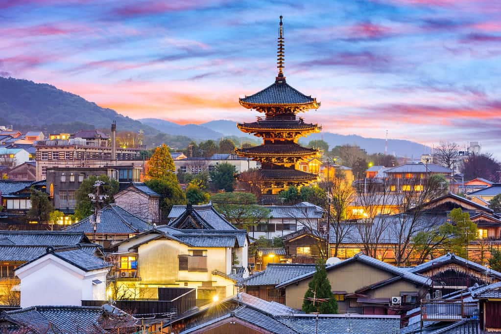 10 Things To Do in Kyoto