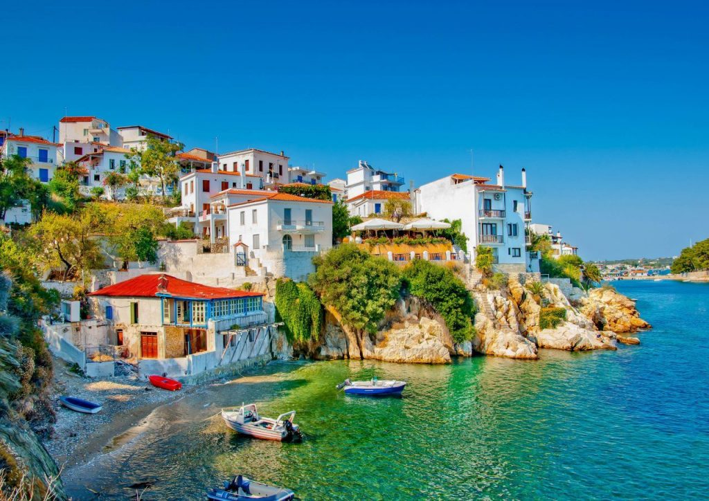 6 Things To do in Skiathos