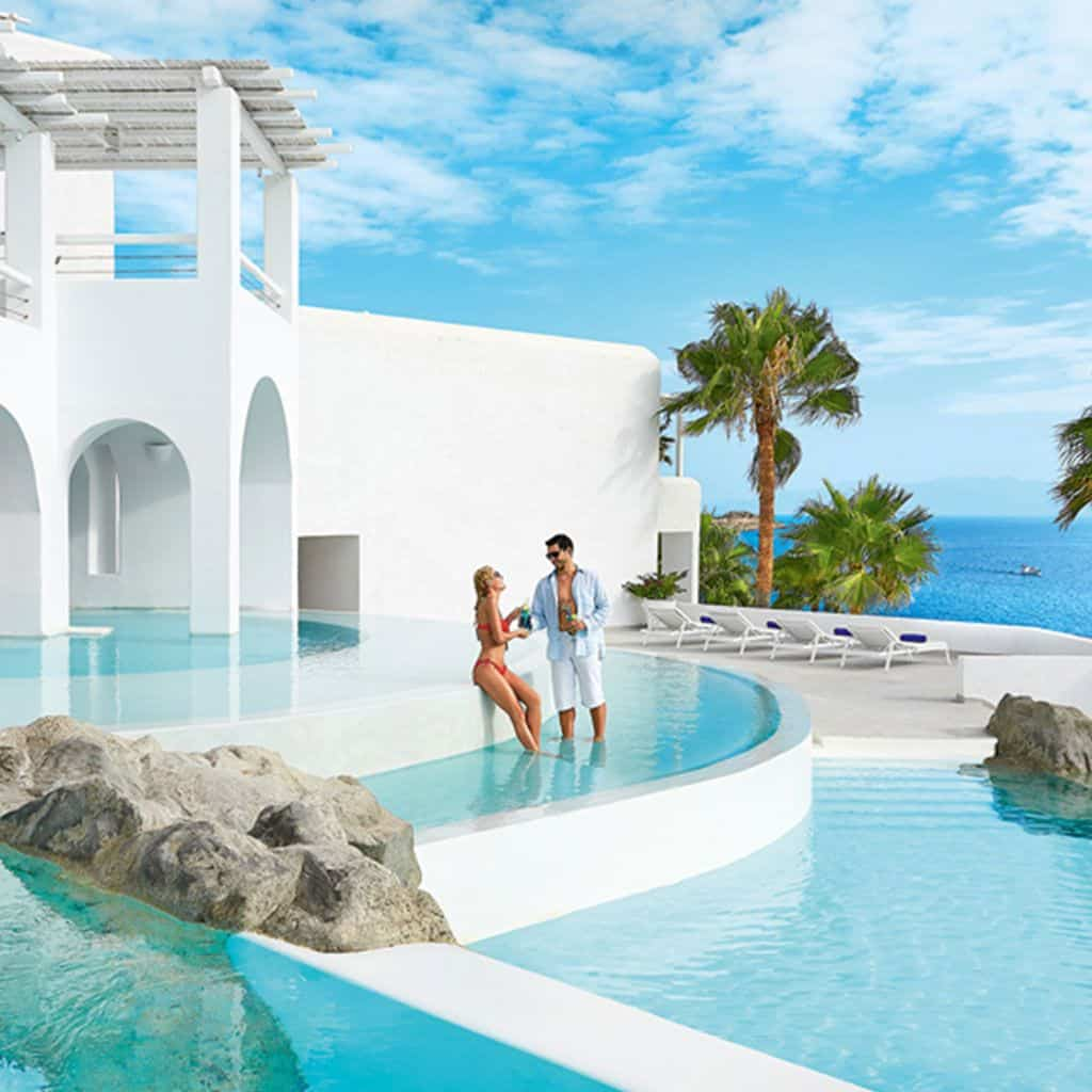 The Best Honeymoon Hotels in Mykonos