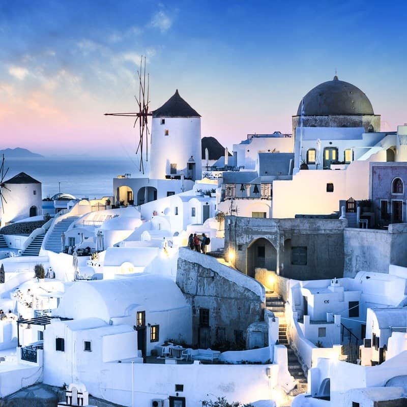 The Best Private Tours in Santorini