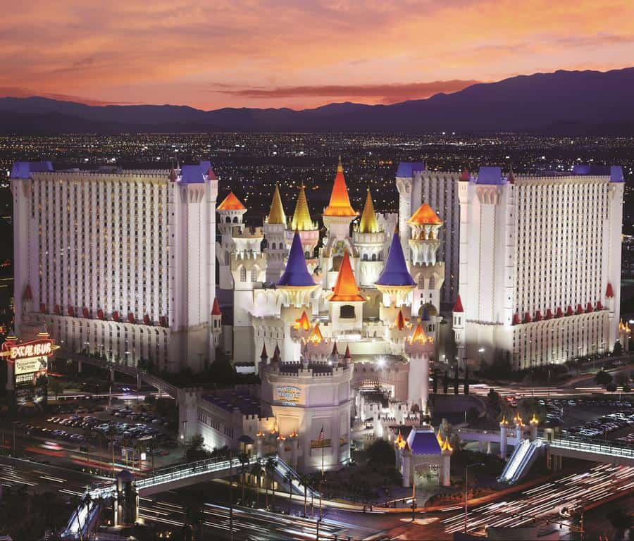 The Excalibur Resort